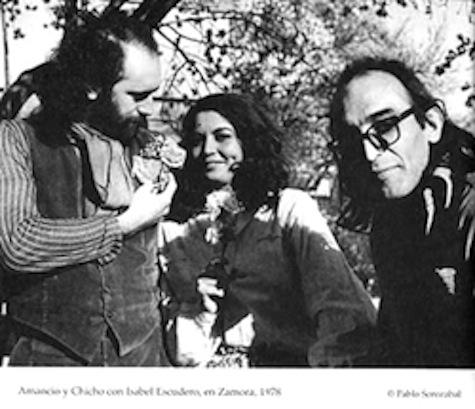 Amancio, Isabel y Chicho
